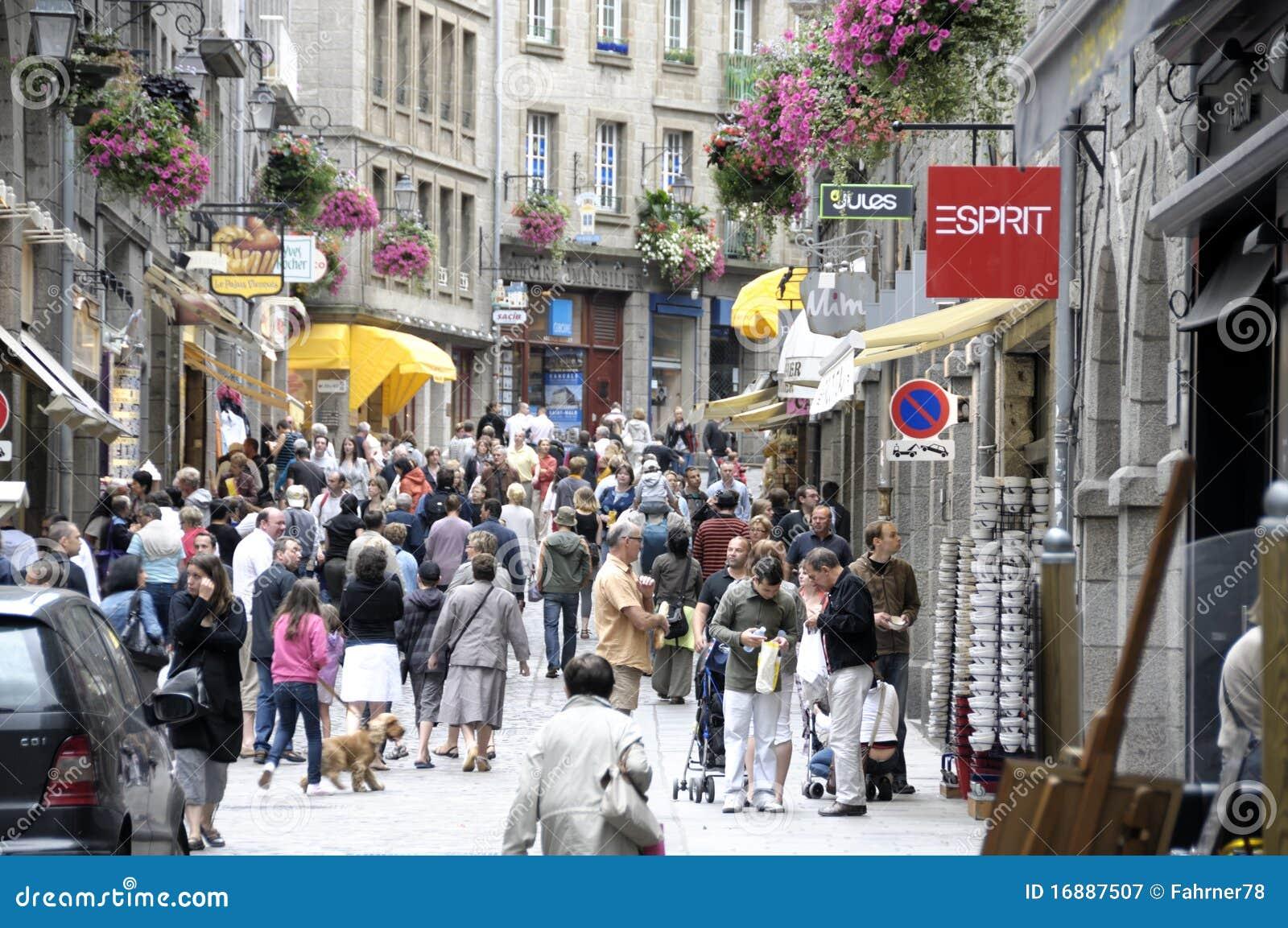 Οδοί Άγιος-Malo