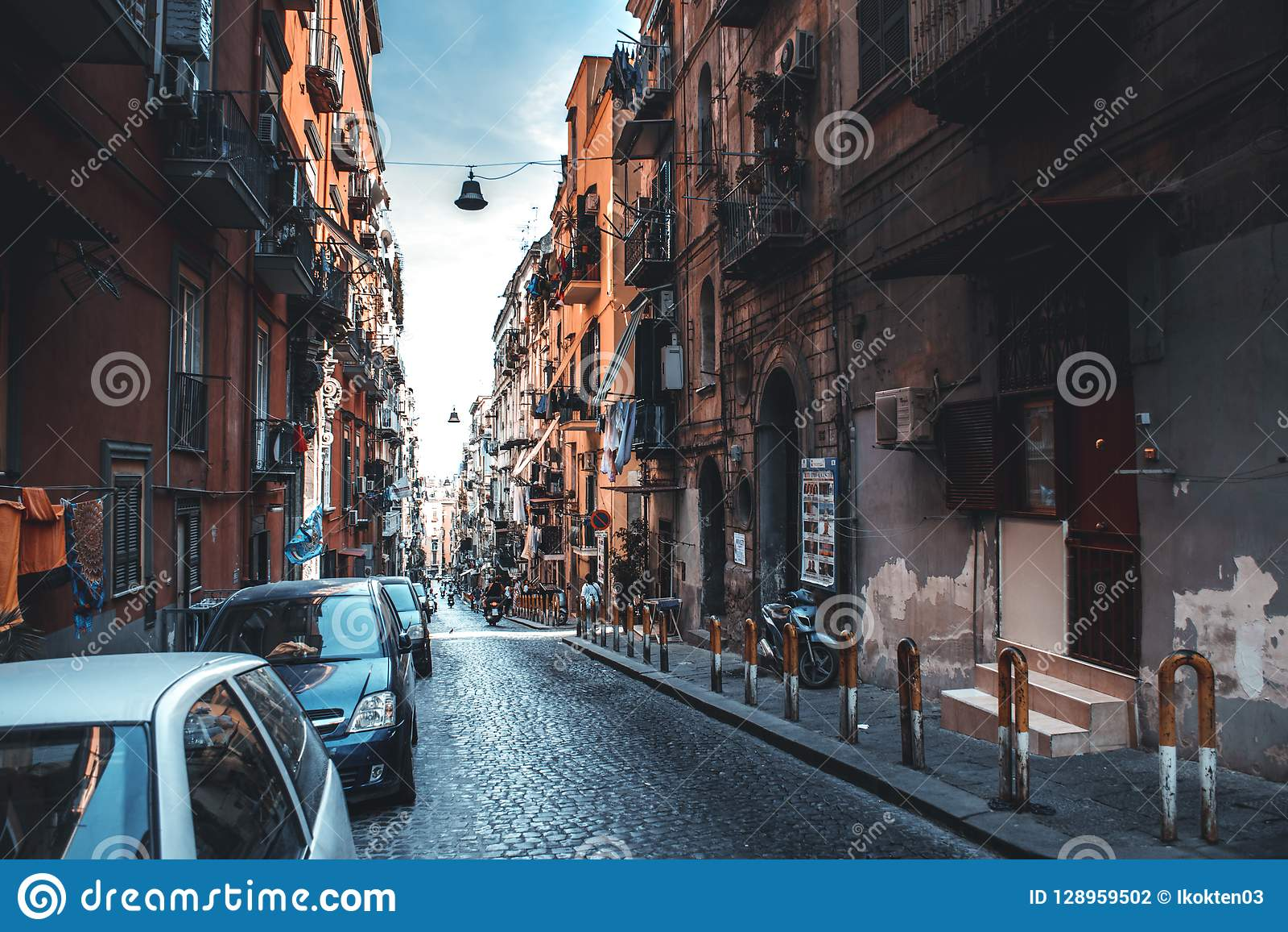 Οδοί Napoli