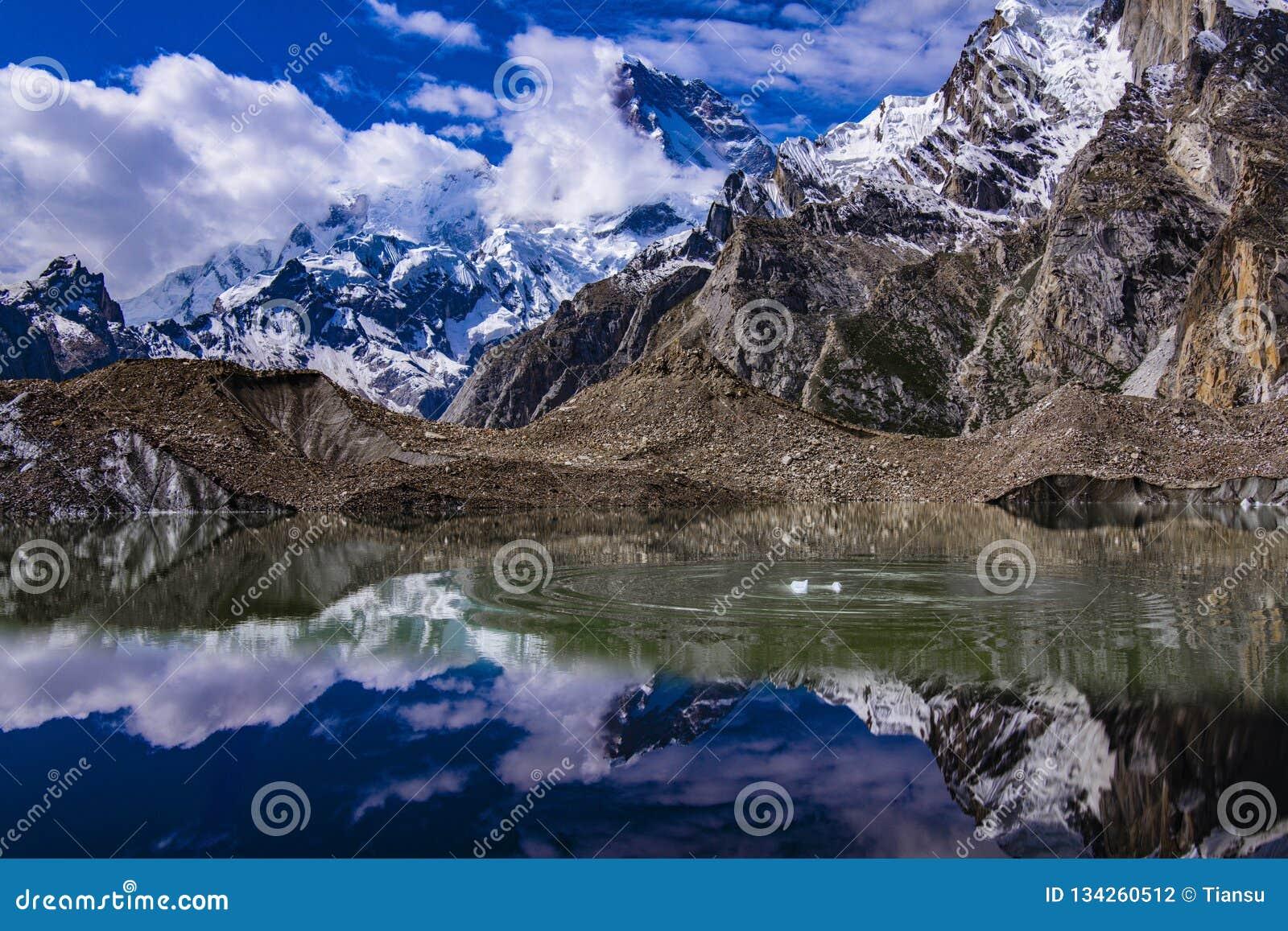 Οδοιπορία του Πακιστάν Karakoram K2