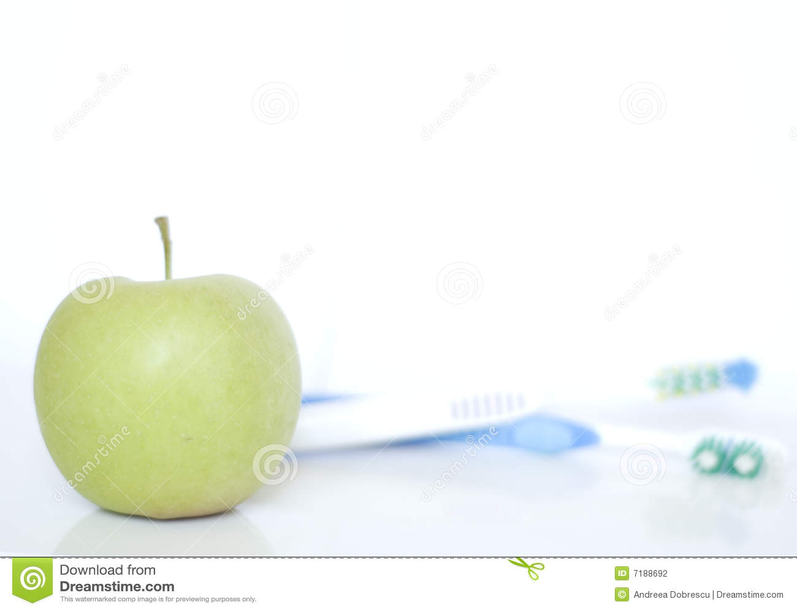 οδοντόβουρτσα μήλων