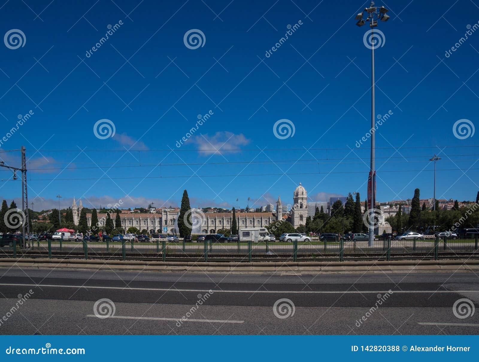 Οδός στο Βηθλεέμ κατά μήκος της ακτής