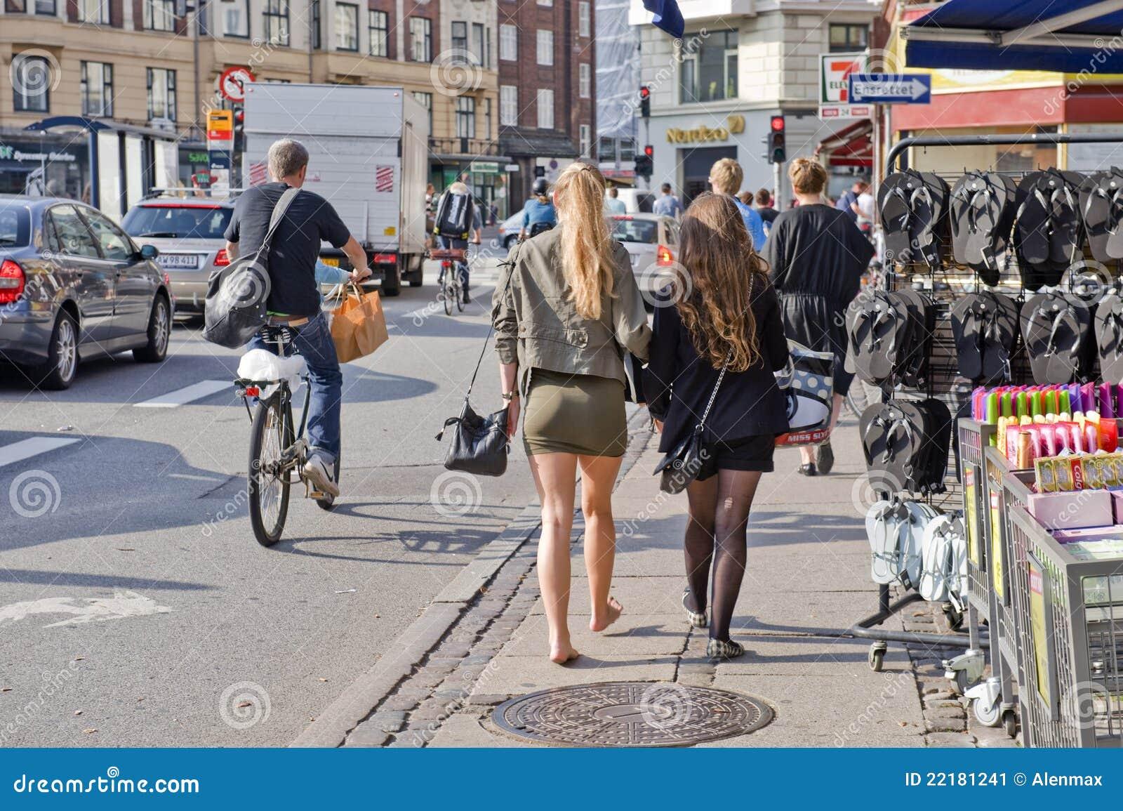 οδός της Κοπεγχάγης