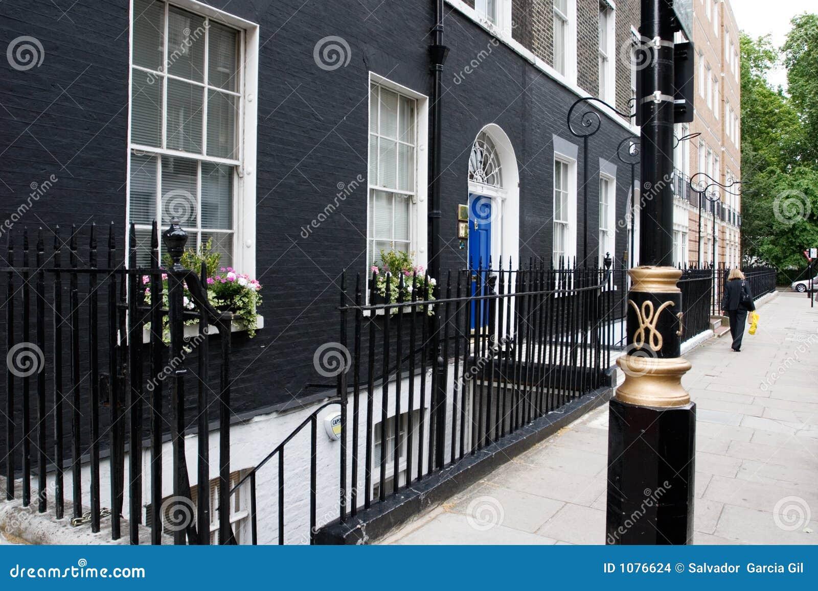 οδός του Λονδίνου