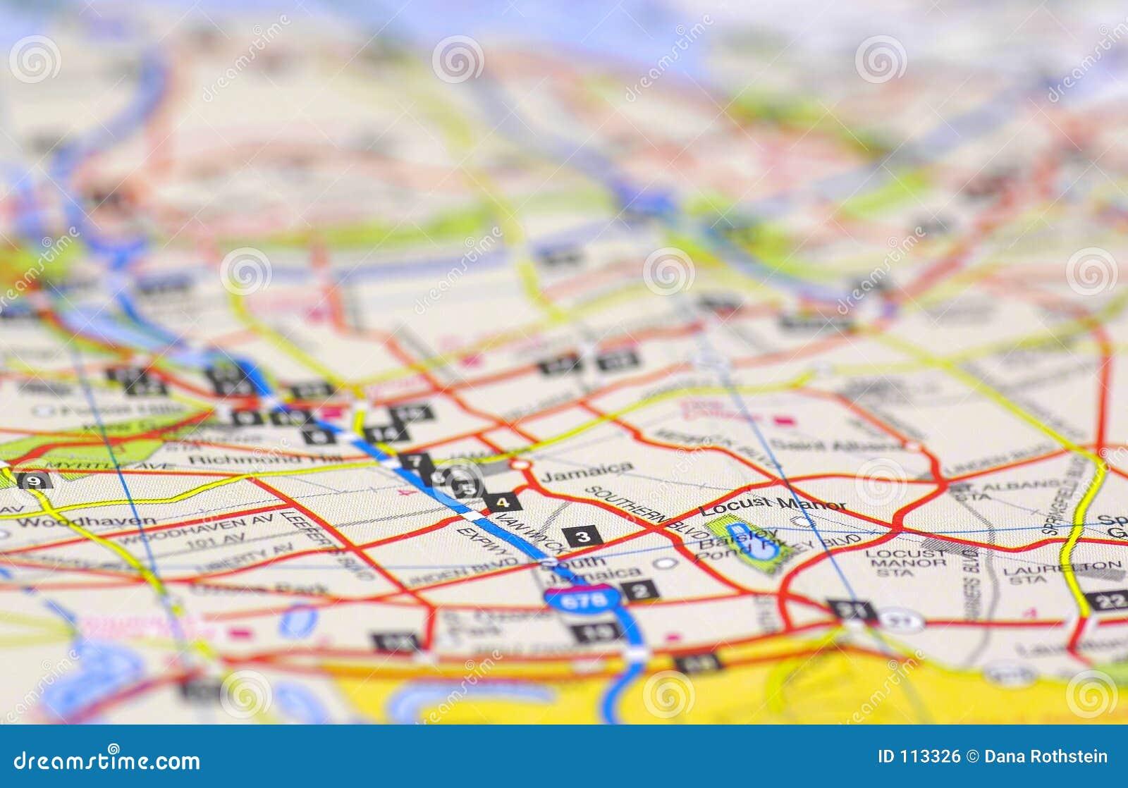 οδός χαρτών