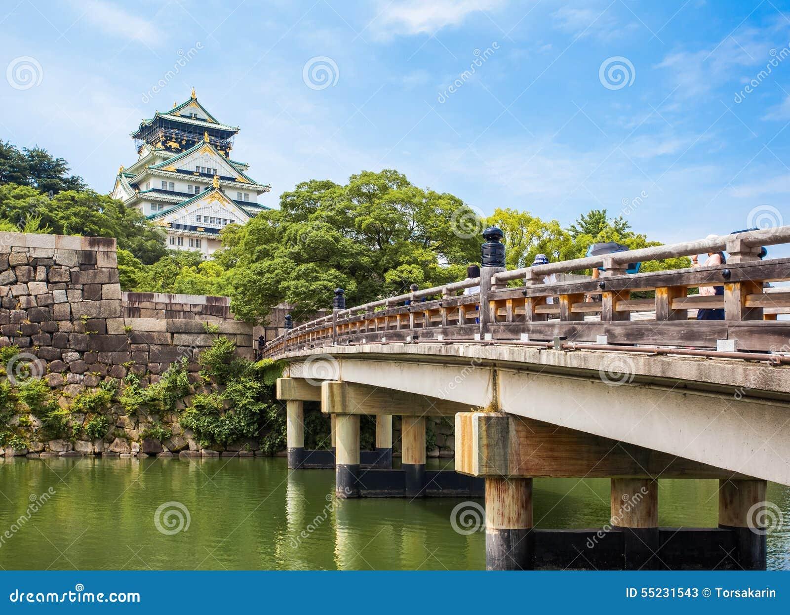 Οζάκα Castle στην Οζάκα