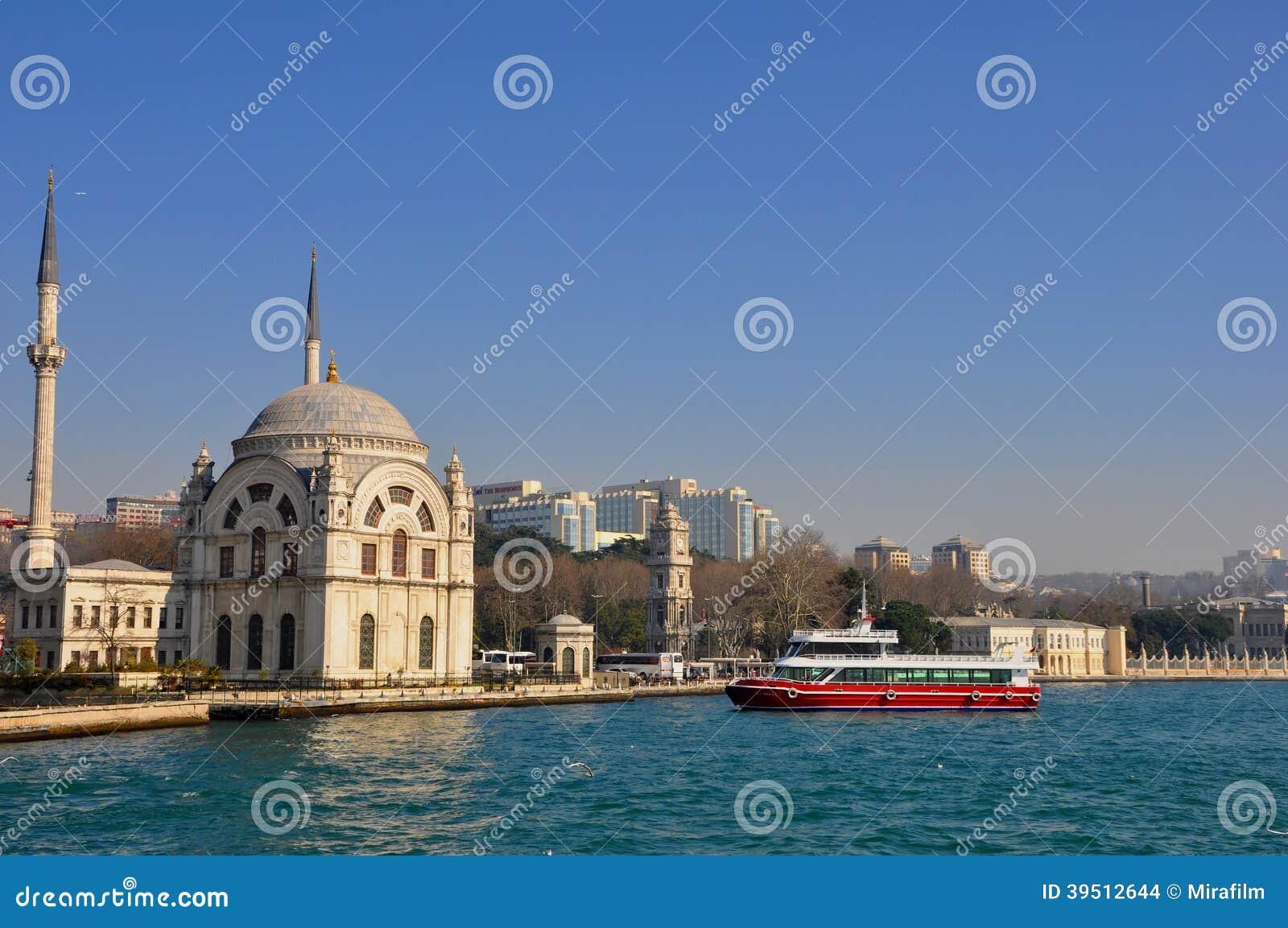 Οθωμανικό παλάτι Dolmabahce