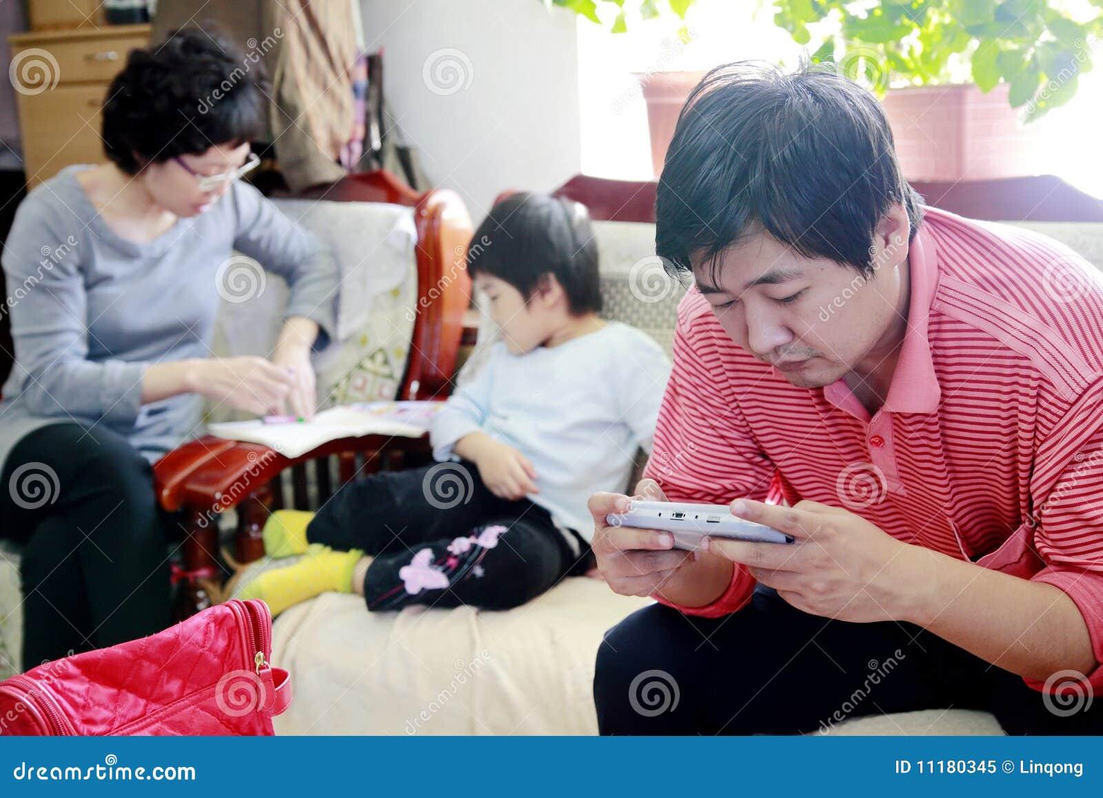 οικογένεια τρία