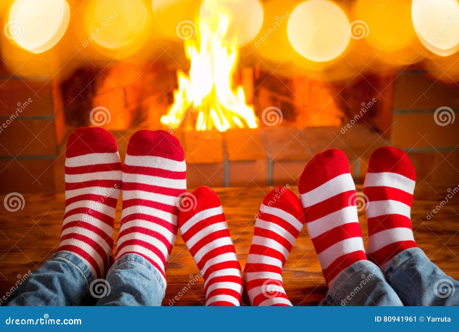 Οικογένεια Χριστουγέννων Χριστουγέννων διακοπές χειμώνας