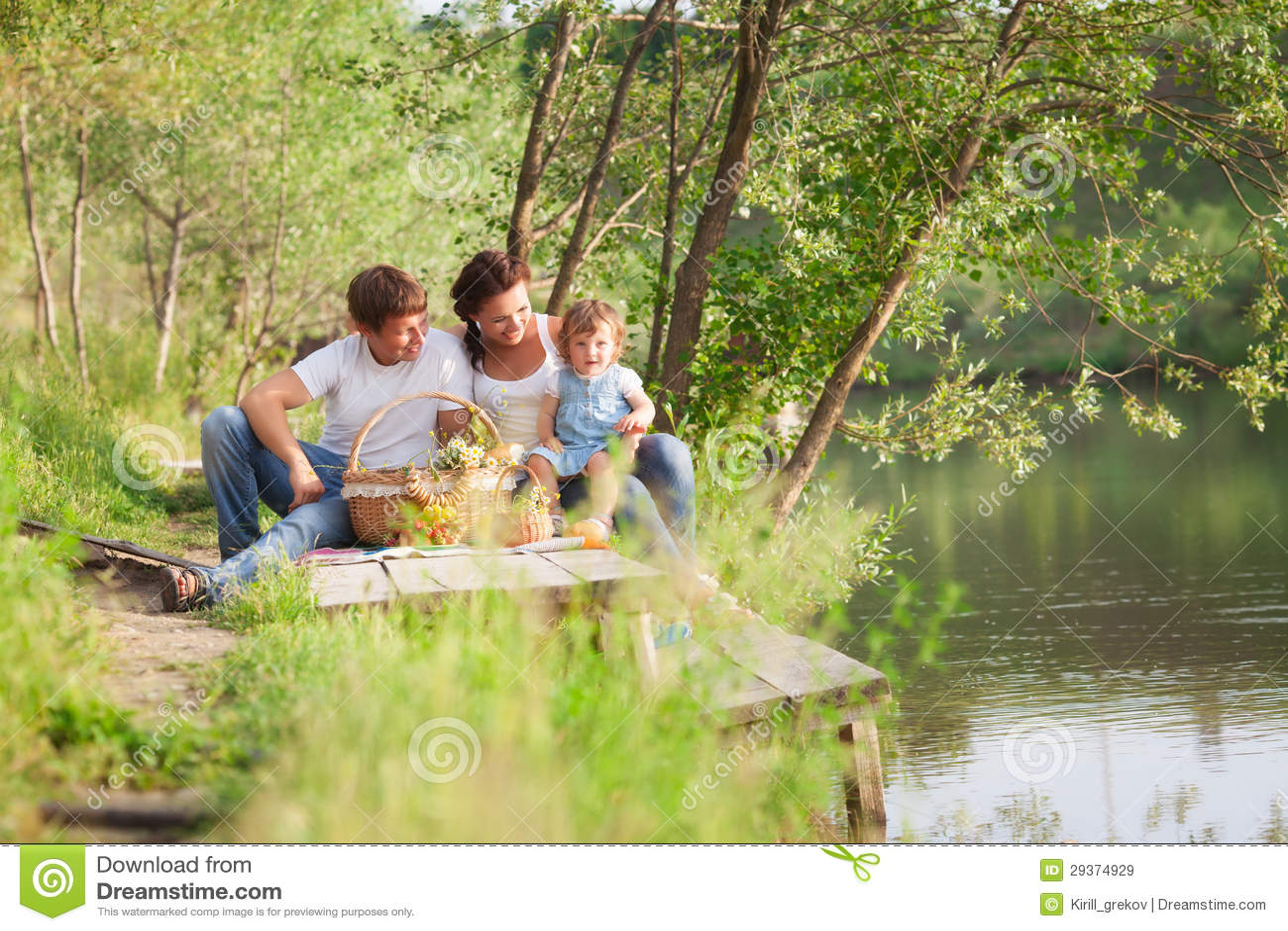 Οικογένεια picnic