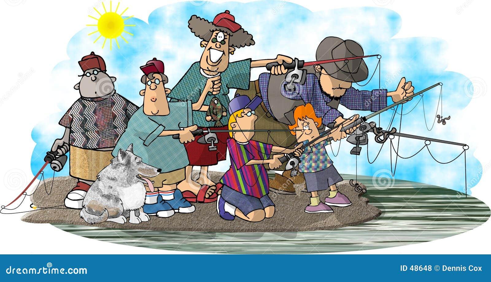 οικογενειακός ψαράς