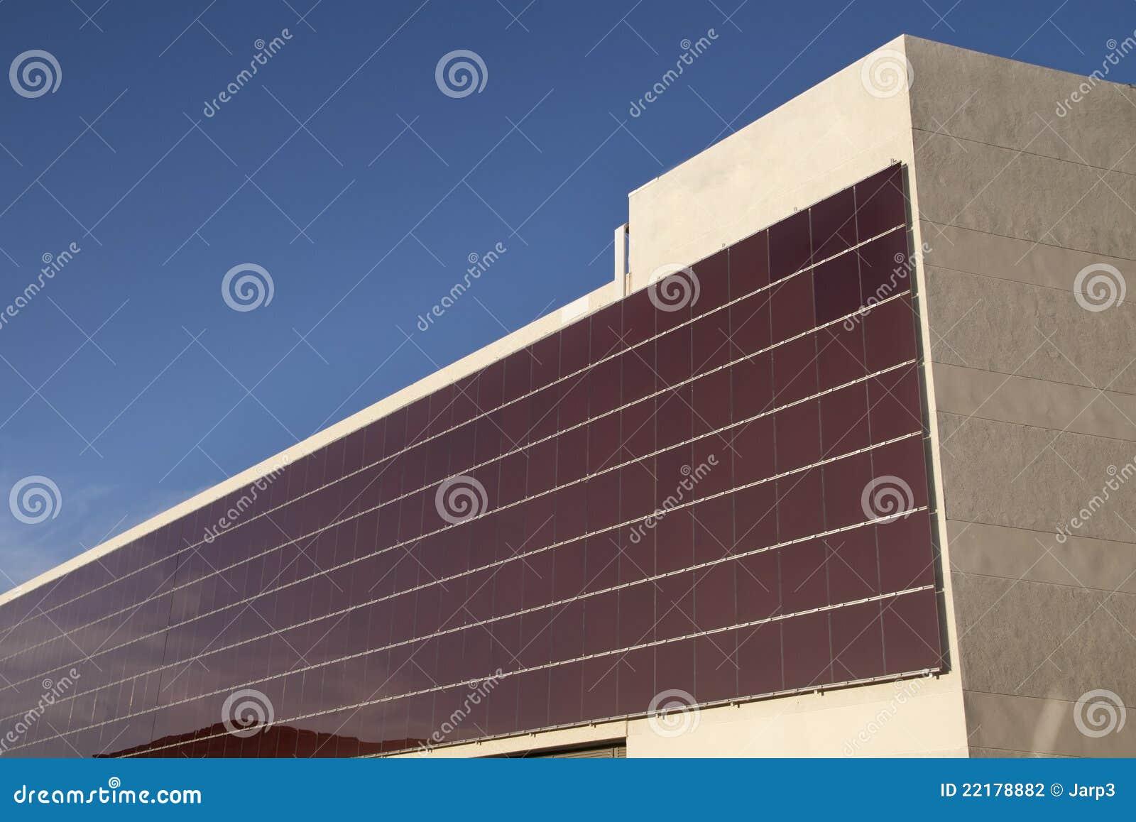 οικοδόμηση ηλιακή