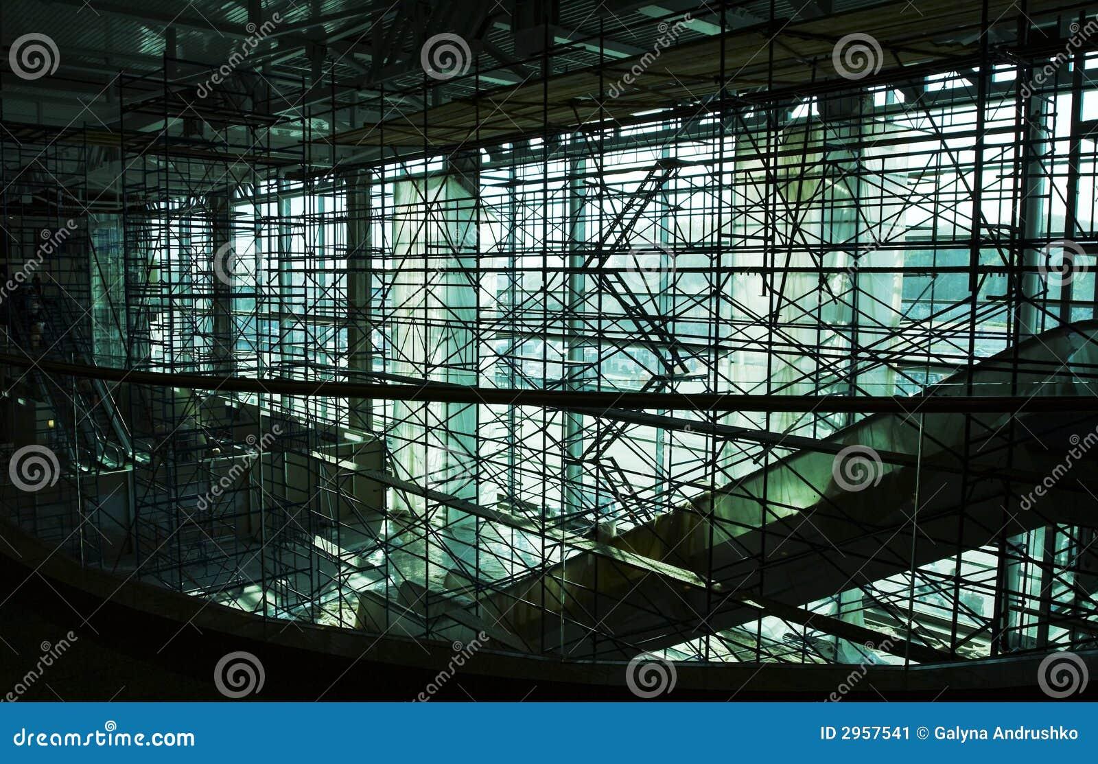 οικοδόμηση κτηρίου