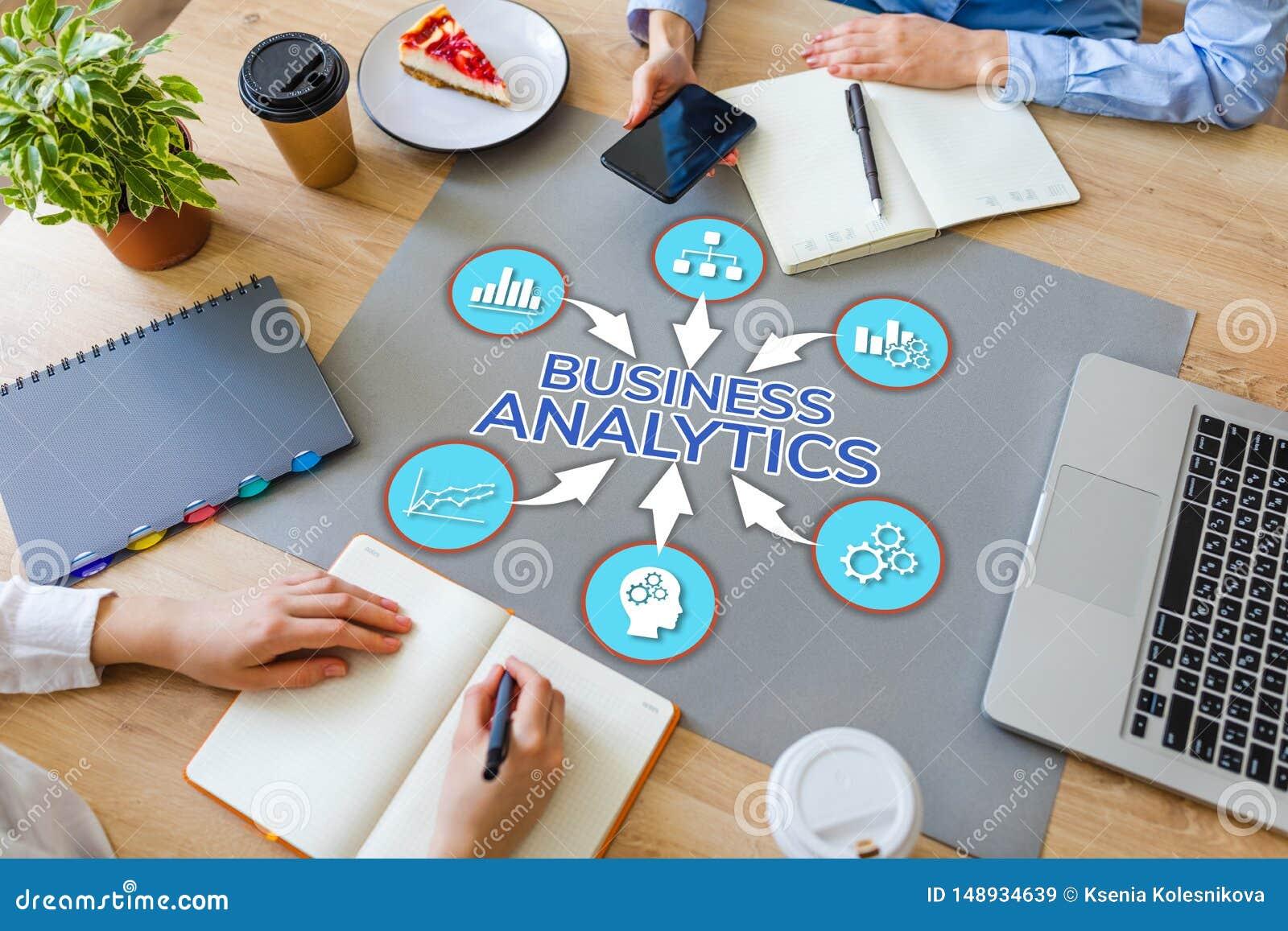 Οικονομική έννοια ανάλυσης στοιχείων επιχειρησιακού Analytics Εργασία λαών στην αρχή