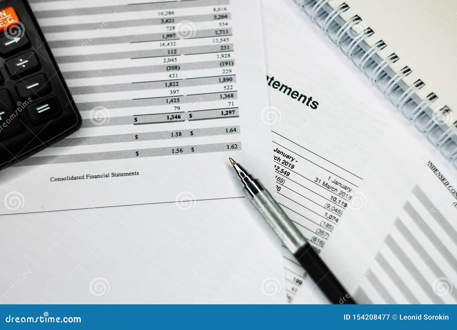 Οικονομική ανάλυση - δήλωση εισοδηματικής ισορροπίας, επιχειρηματικό σχέδιο με το γυαλί