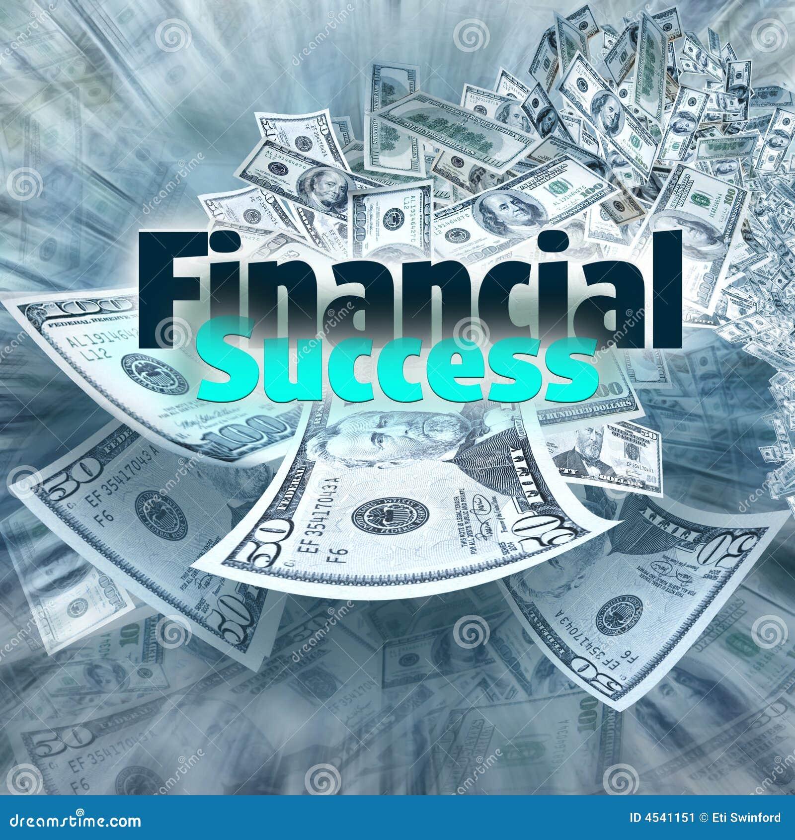 οικονομική επιτυχία
