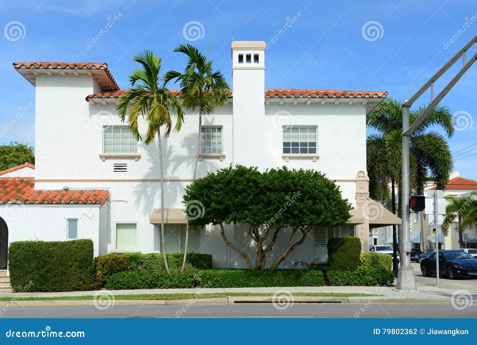 Οικοδόμηση της JP Morgan, Palm Beach, Φλώριδα