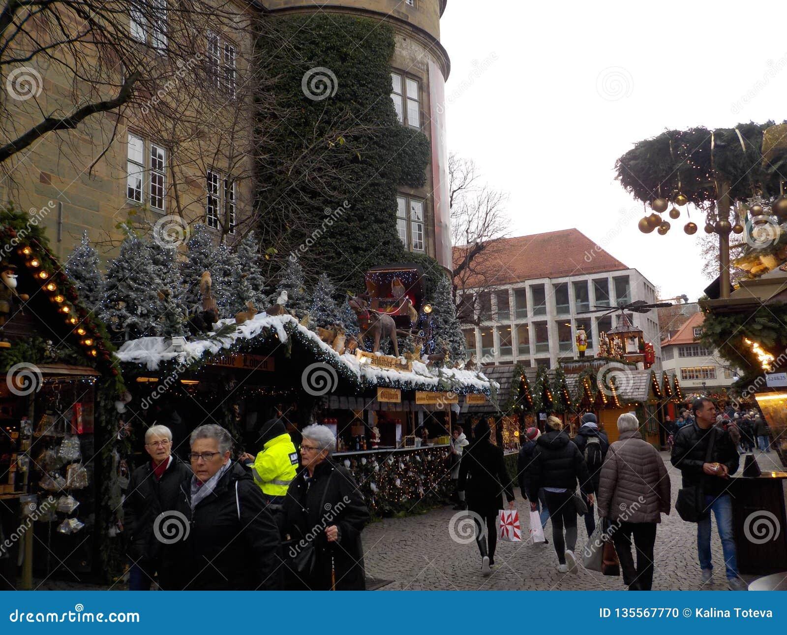 Οι απίστευτες αγορές Χριστουγέννων Suttrart, Γερμανία