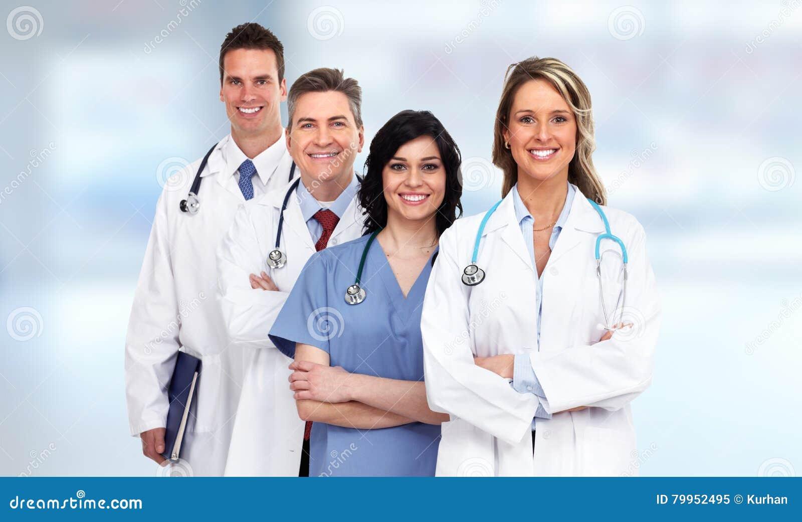 Οι γιατροί ομαδοποιούν