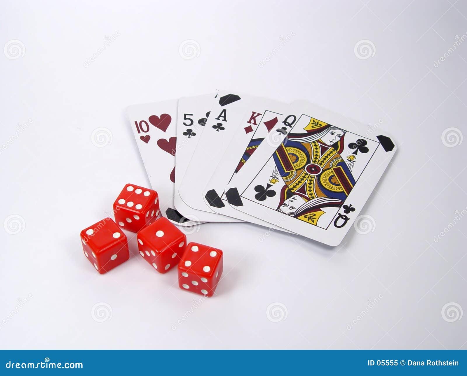 οι κάρτες χωρίζουν σε τετράγωνα