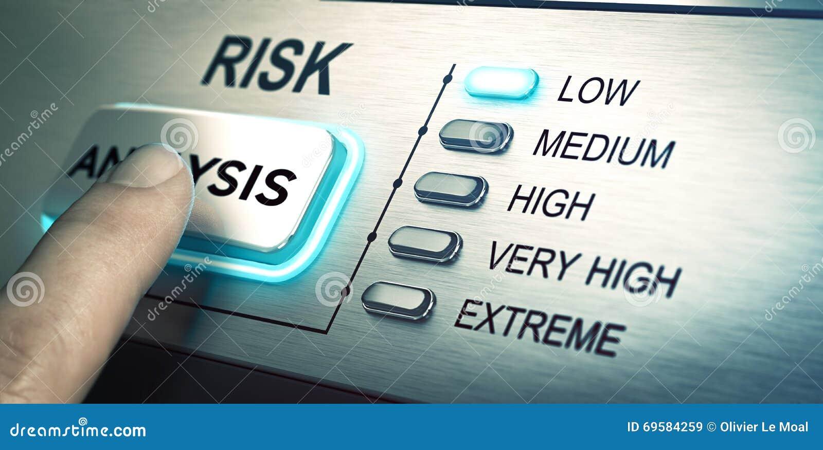 Οι κίνδυνοι αναλύουν, χαμηλού κινδύνου