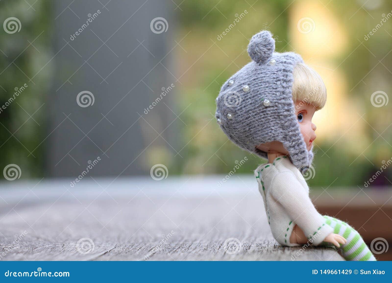 Οι μικρές κούκλες έχουν επίσης μια καρδιά