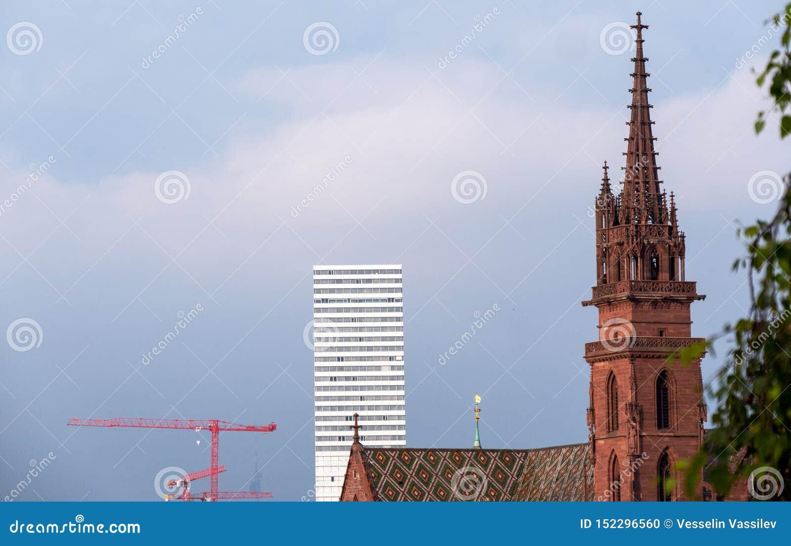 Οι πύργοι της Βασιλείας αρχαιότητα και το παρόν