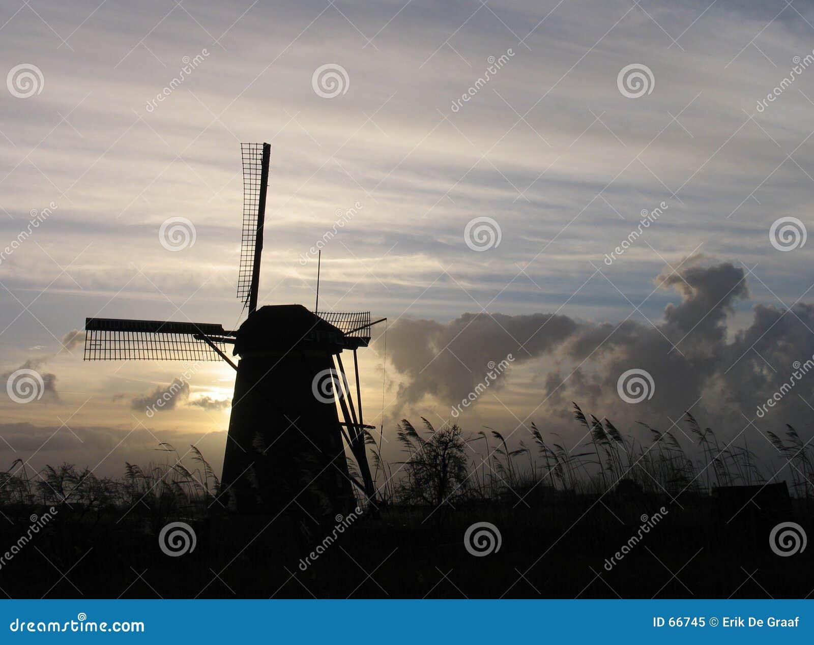 ολλανδικός ανεμόμυλος
