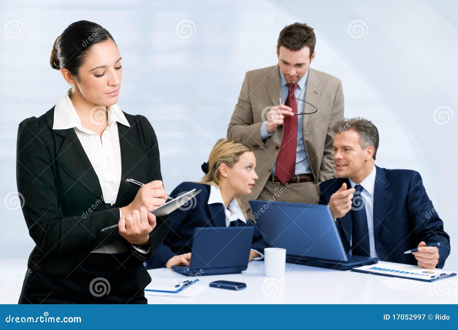 ομάδα επιχειρησιακών γρα