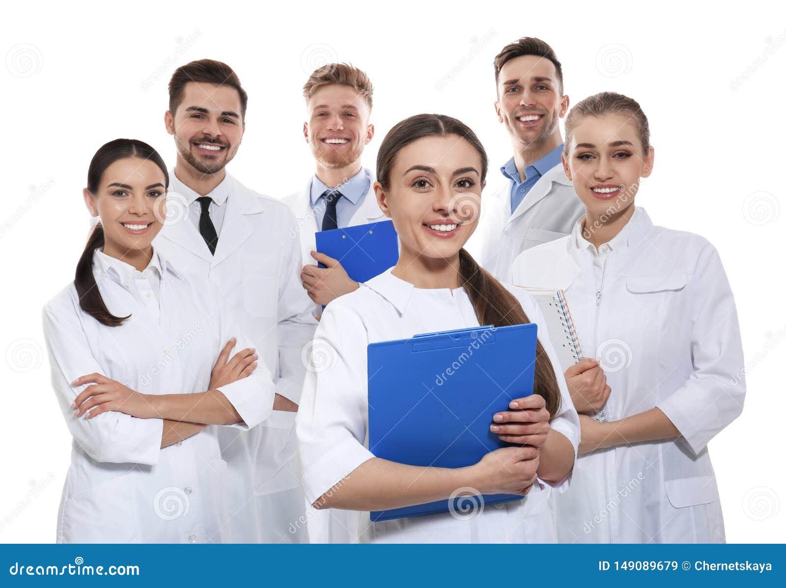 Ομάδα ιατρών που απομονώνονται Έννοια ενότητας