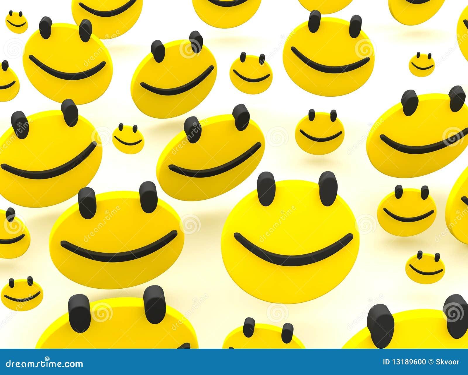 ομάδα smileys