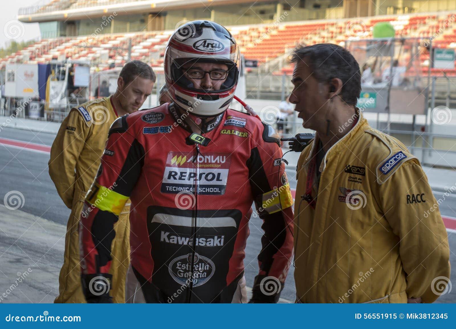 Download Ομάδα Monlau Repsol τεχνικό αντοχή 24 ωρών Εκδοτική εικόνα - εικόνα από motorcycling, αντοχή: 56551915
