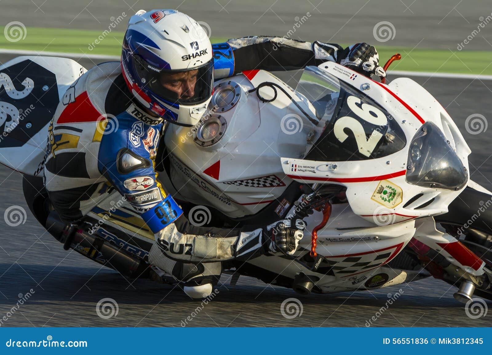 Download Ομάδα Moto Club De Gemenos Racing 24 ώρες Εκδοτική Εικόνες - εικόνα από ιούλιος, δρομέας: 56551836