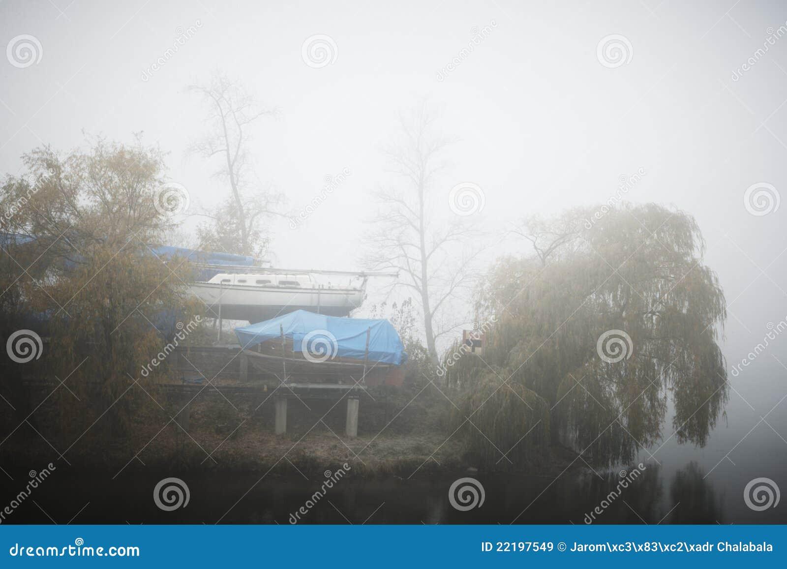 Ομίχλη μυστηρίου