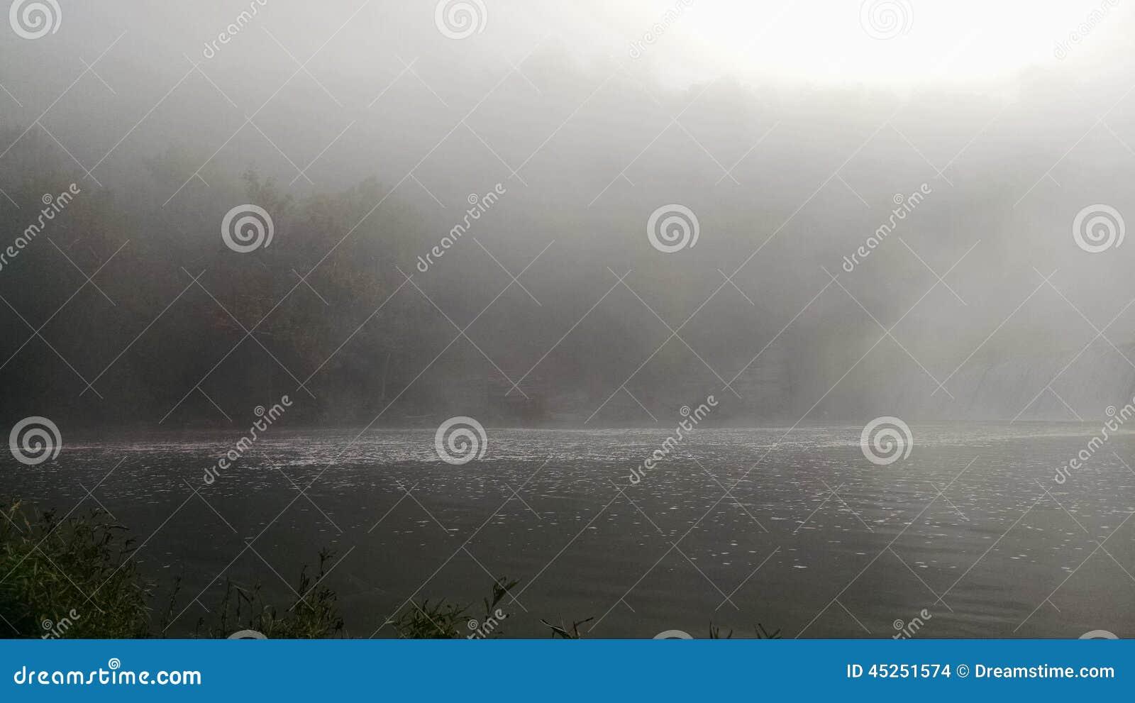 ομιχλώδη ύδατα