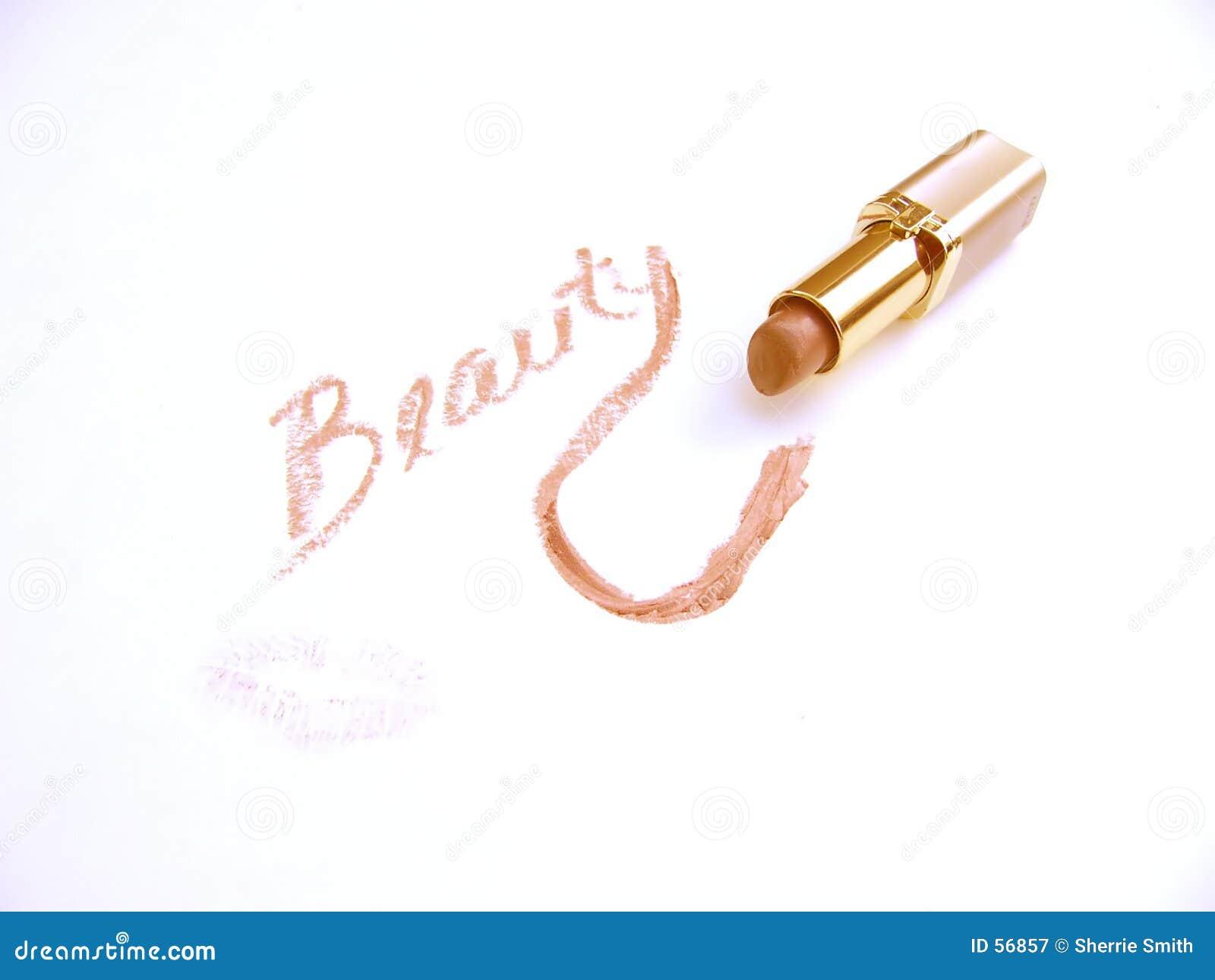 Download ομορφιά στοκ εικόνα. εικόνα από smooch, πρόσωπα, χείλι, accidence - 56857