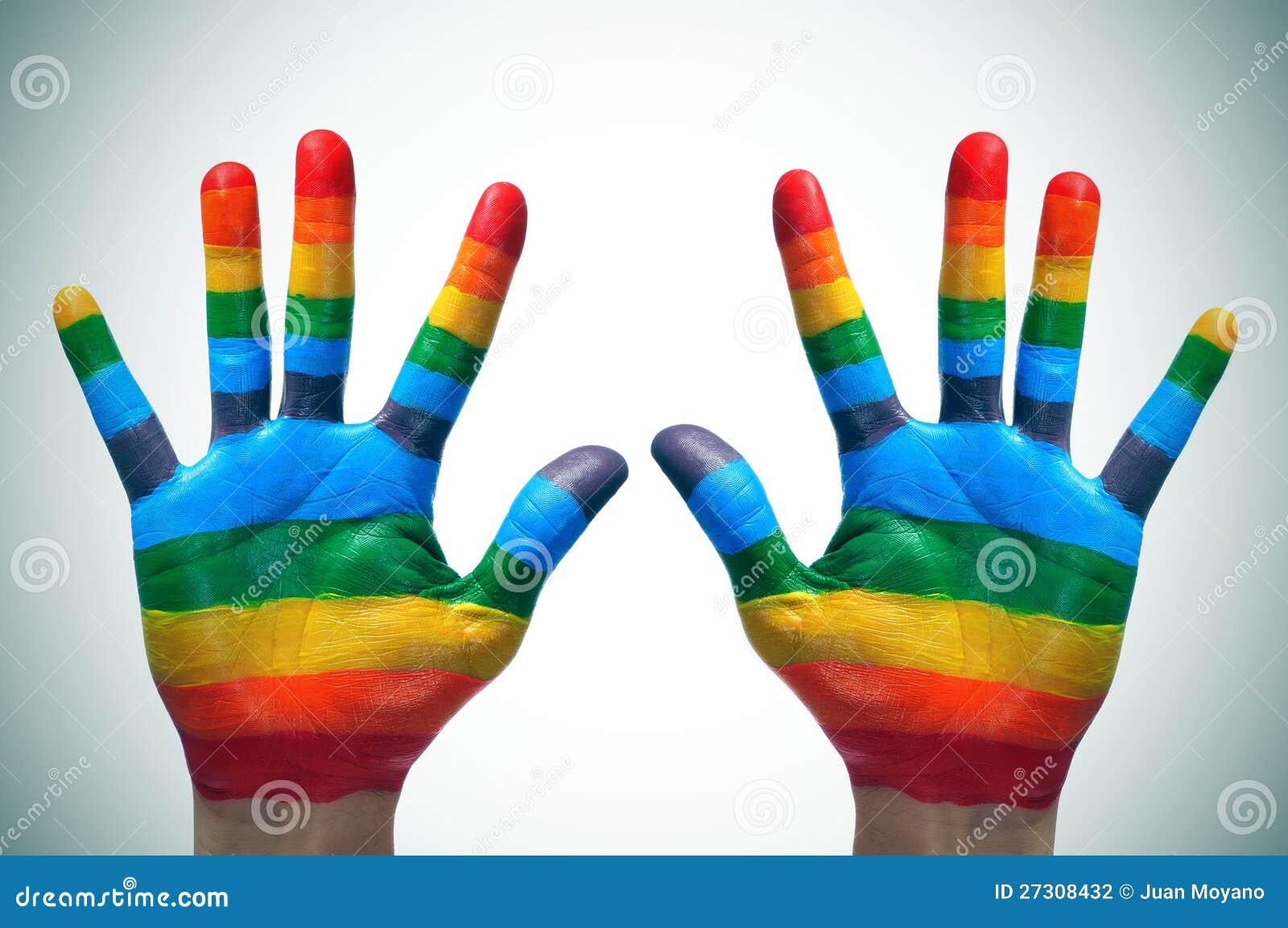 Ομοφυλοφιλικά χέρια