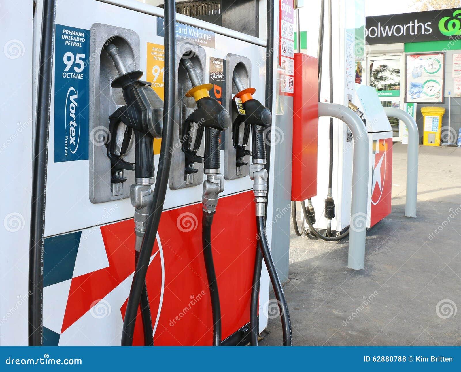 Ομο-μαρκαρισμένες έξοδοι καυσίμων Caltex οι Woolworths αποτελούν μέρος μιας συμμαχίας μεταξύ Woolworths Ltd και του πετρελαίου Ca