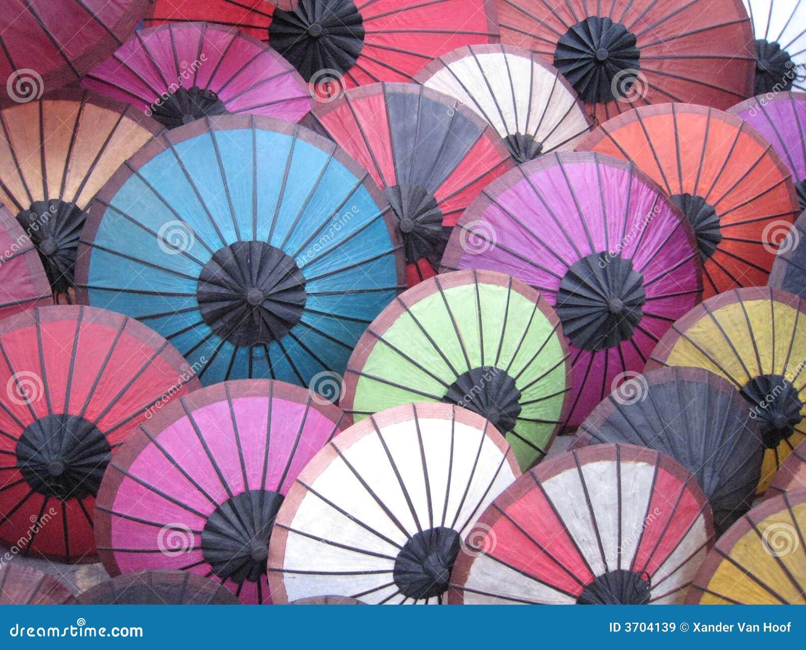 ομπρέλες του Λάος