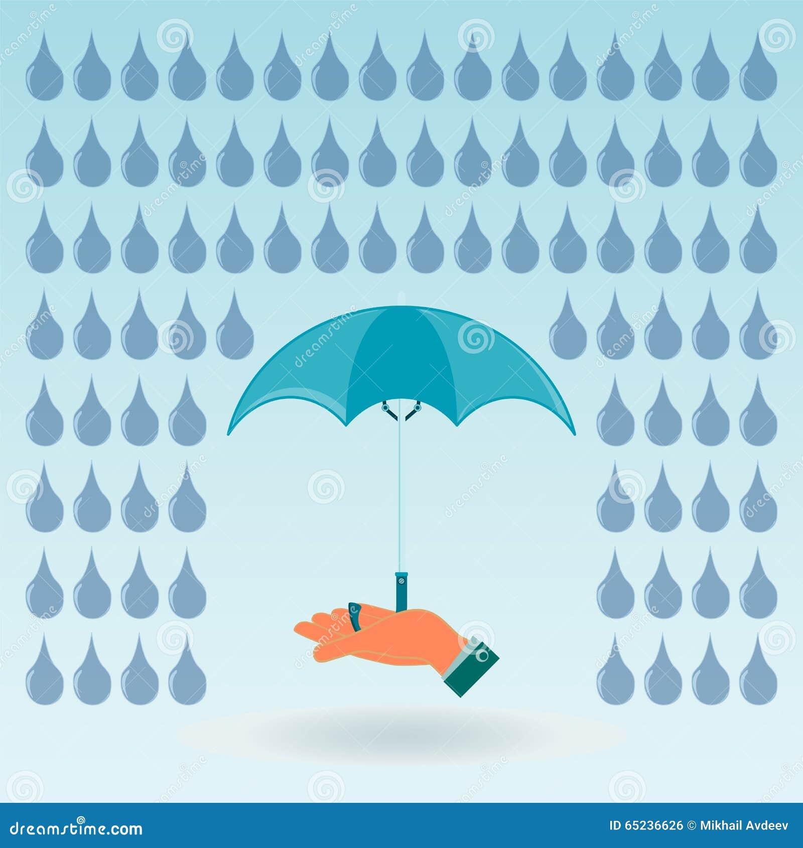 Ομπρέλα στη διάθεση