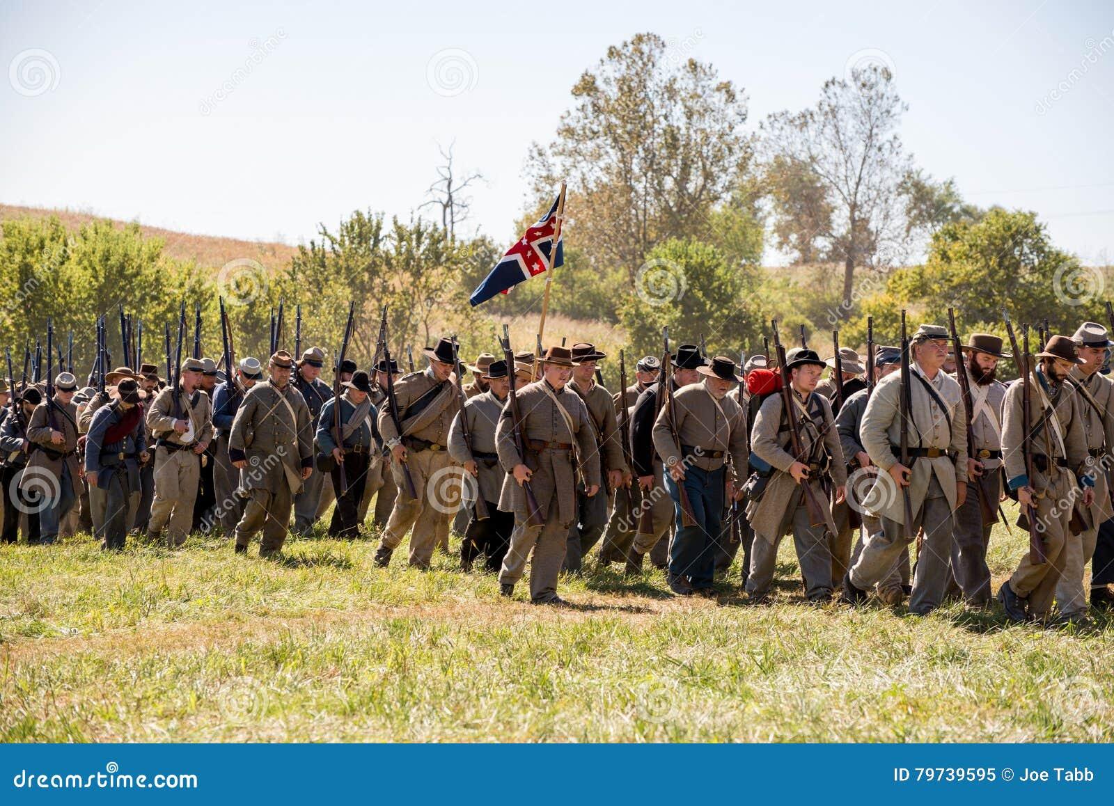 Ομόσπονδος στρατός Perryville