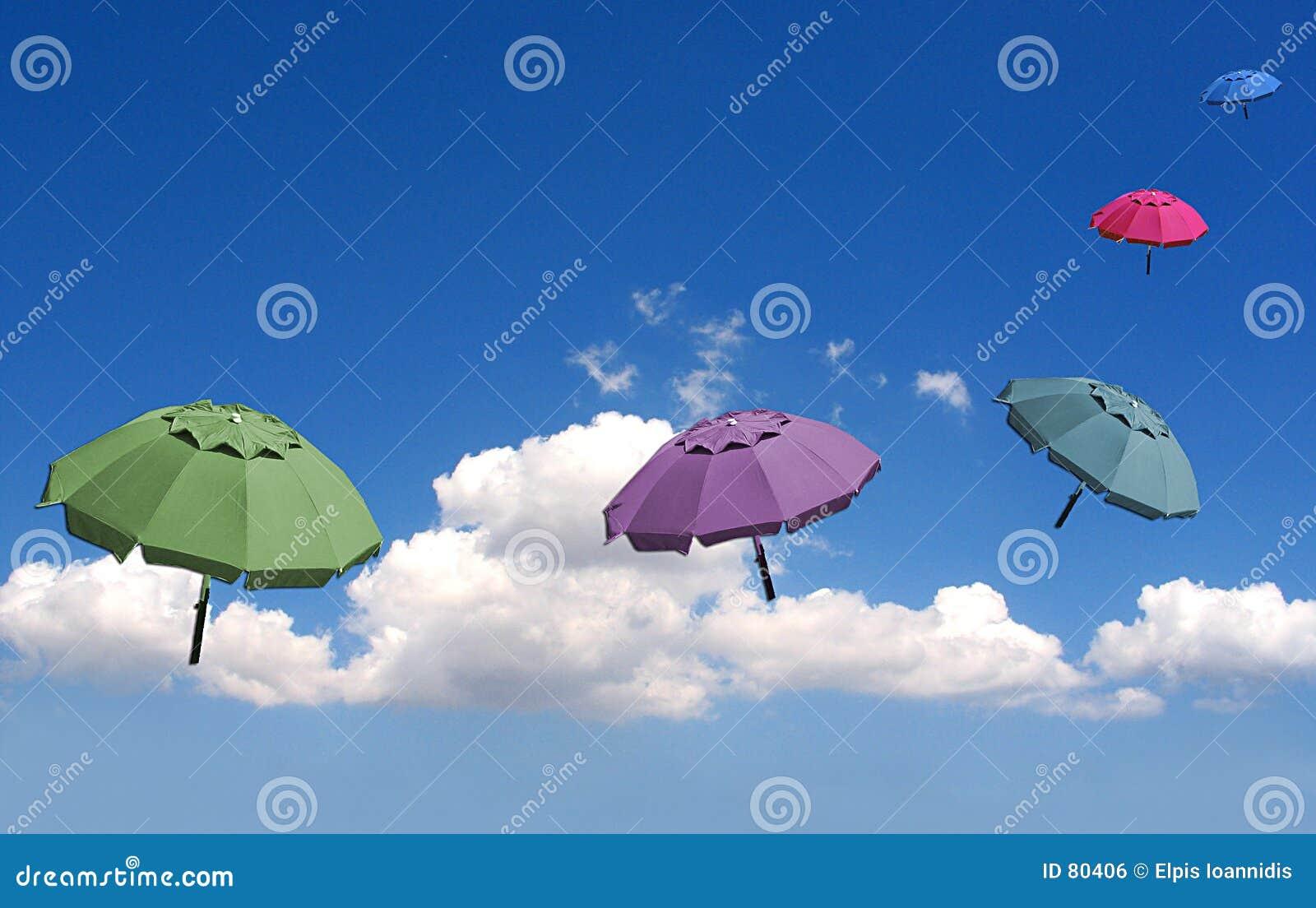 ονειροπόλες ομπρέλες