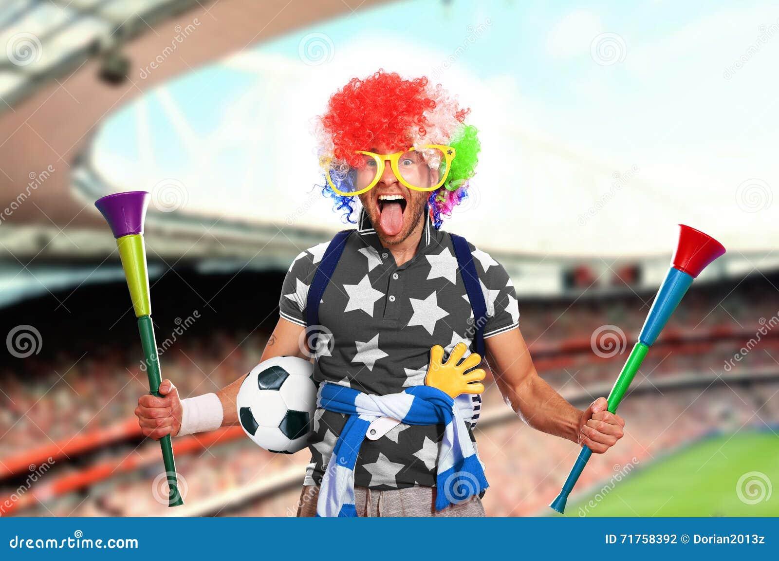 Οπαδός ποδοσφαίρου