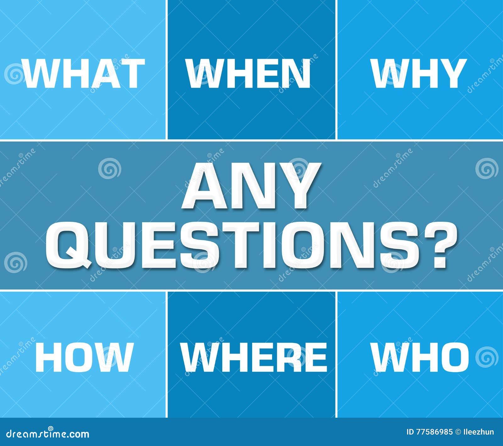 Τυχαίες ερωτήσεις για να ρωτήσετε