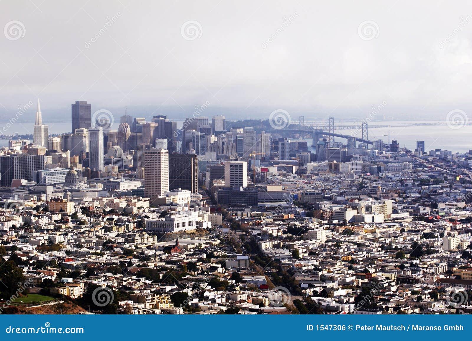 ορίζοντας ΗΠΑ Καλιφόρνιας Francisco SAN
