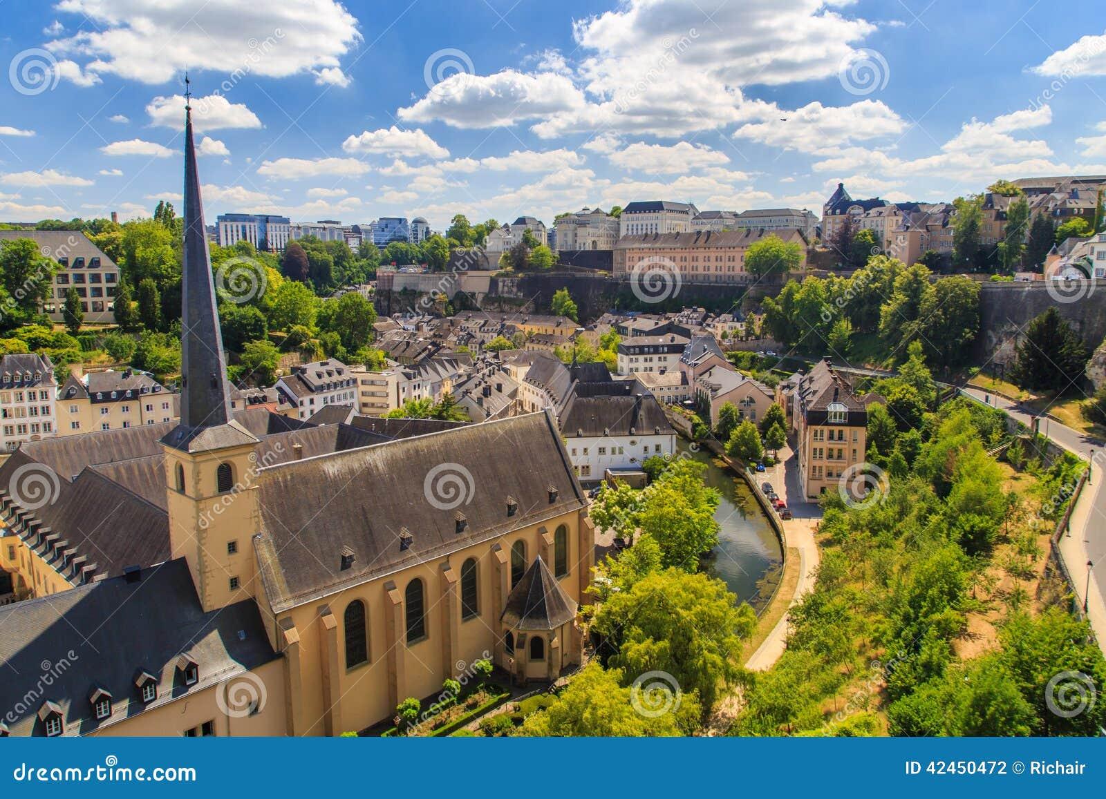 Ορίζοντας λουξεμβούργιων πόλεων
