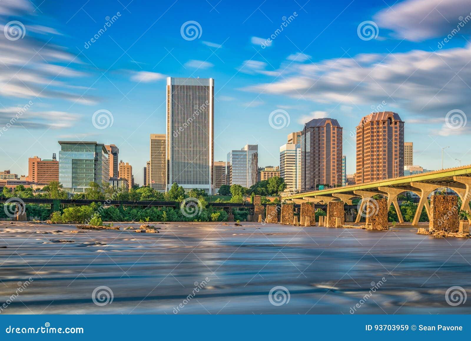 Ορίζοντας ποταμών του Ρίτσμοντ, Βιρτζίνια