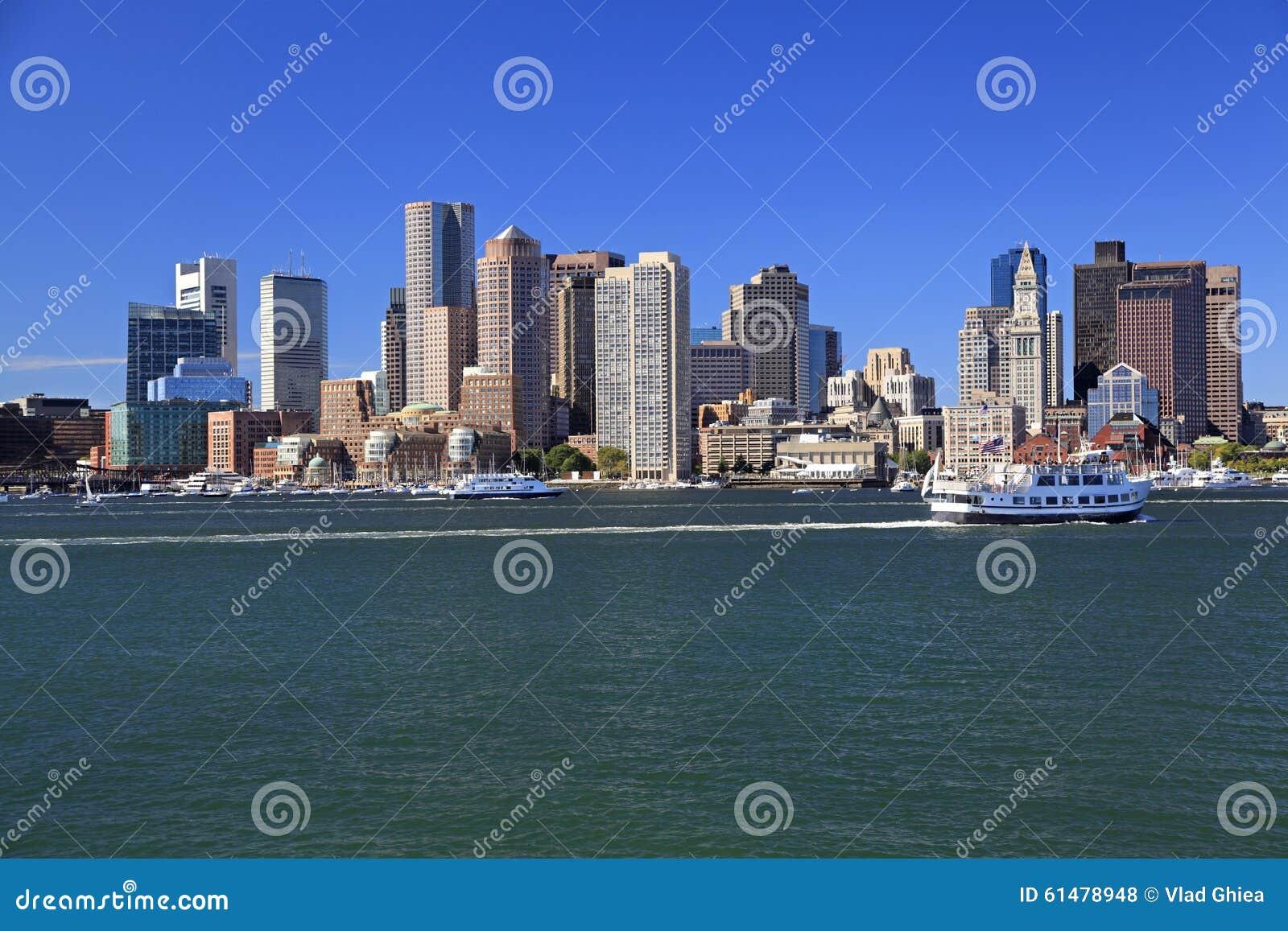 Ορίζοντας της Βοστώνης, ΗΠΑ