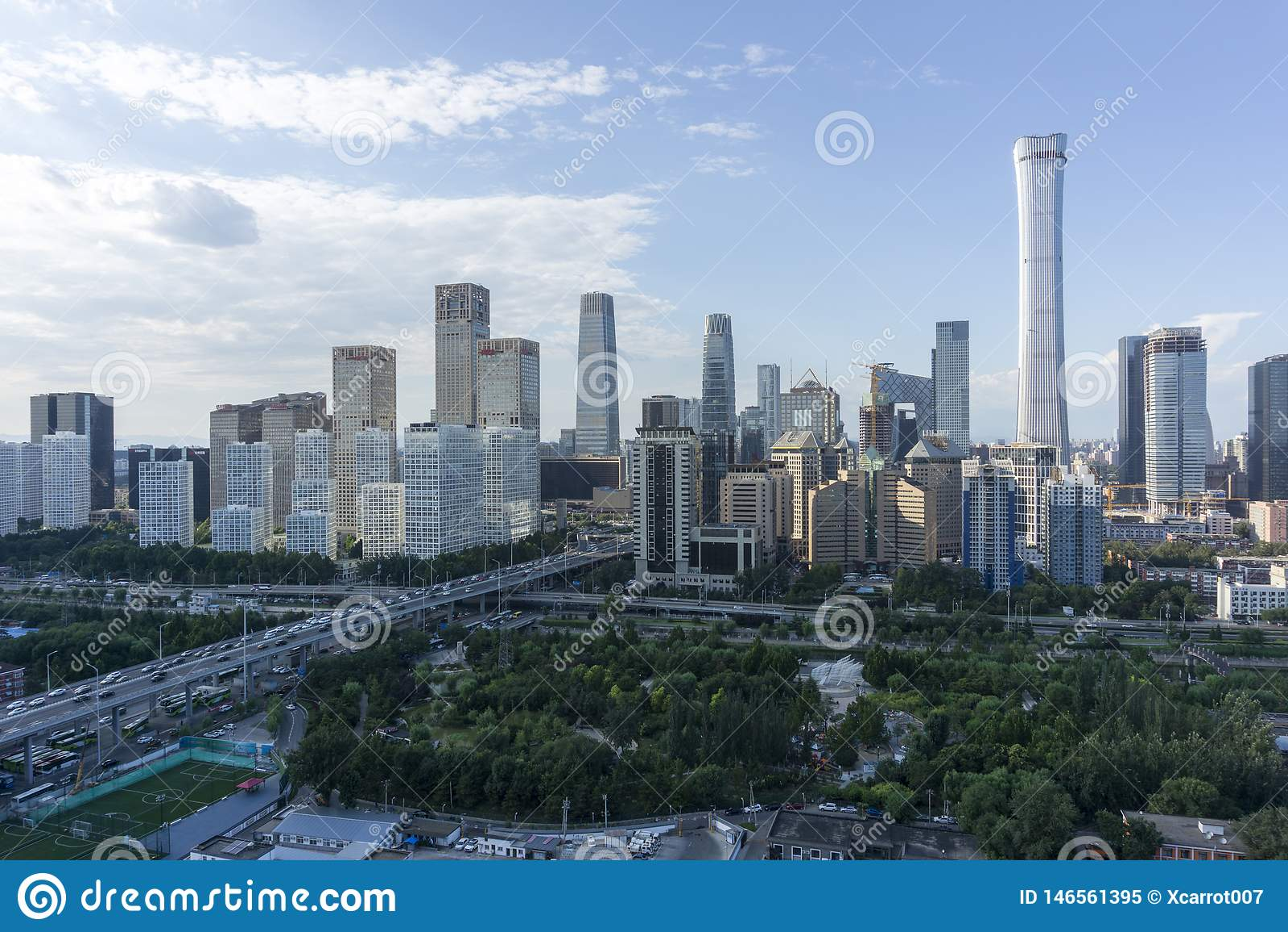 Ορίζοντας του Πεκίνου CBD