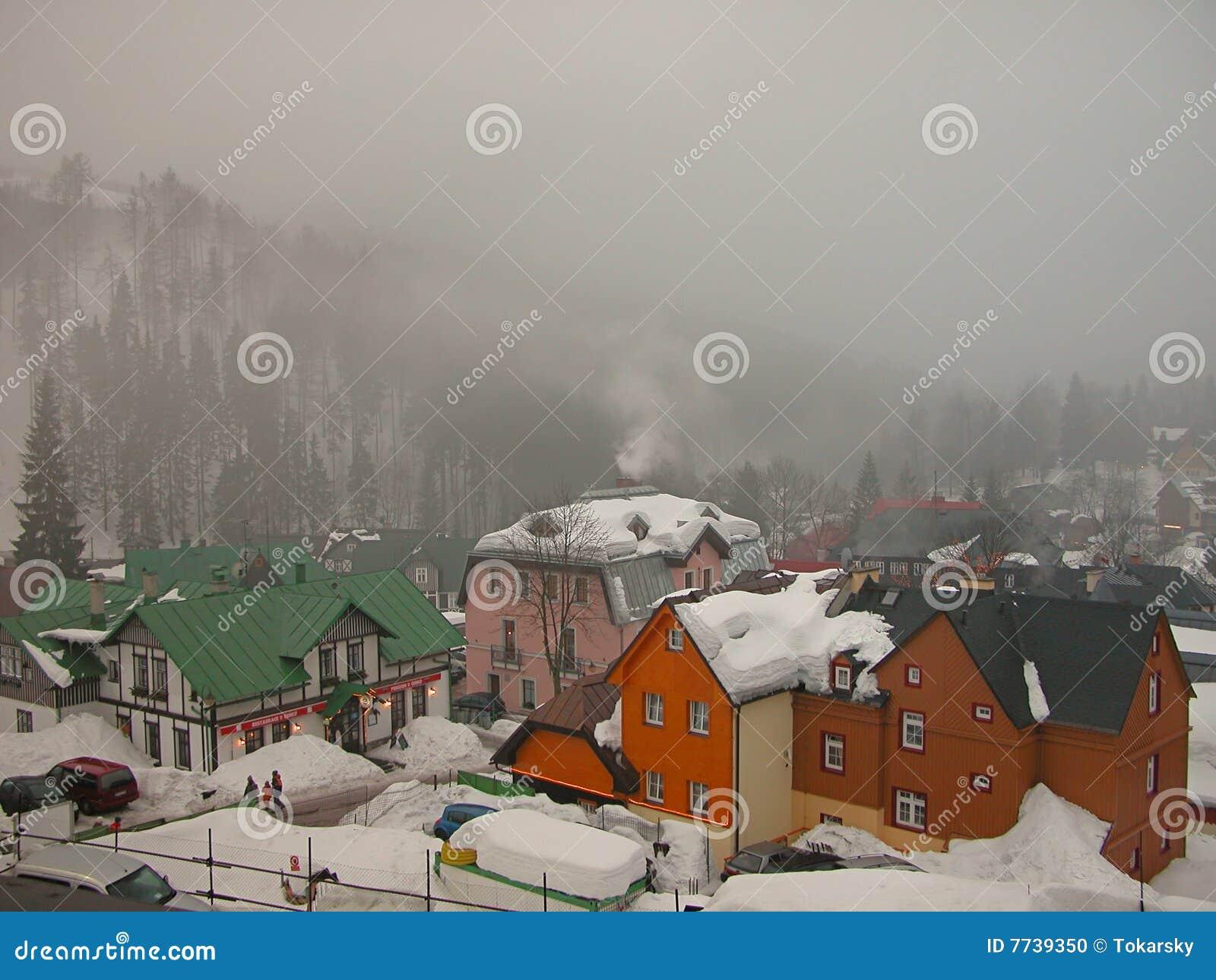ορεινό χωριό