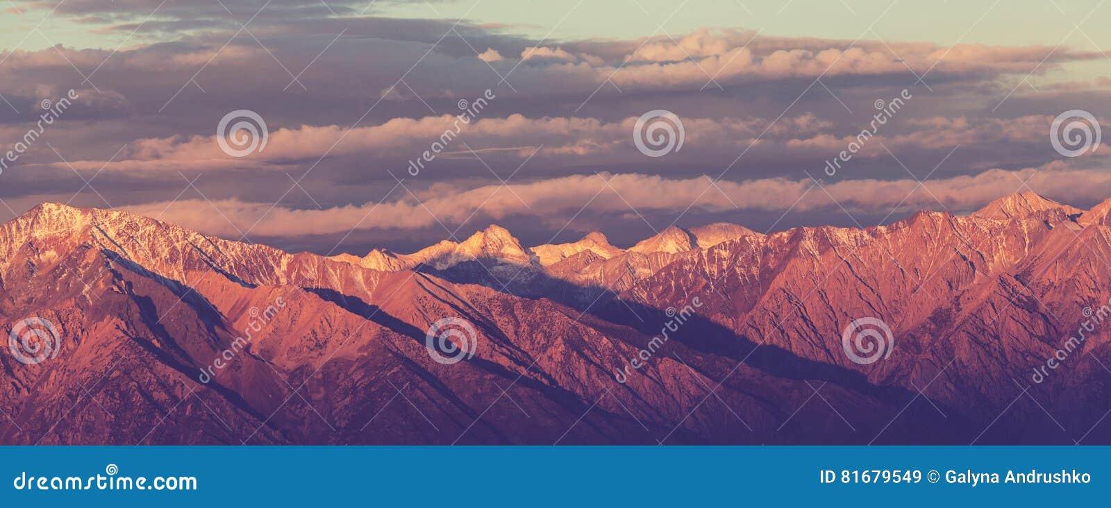 οροσειρά της Νεβάδας